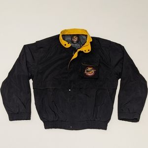 Vintage Miller Draft Beer Jacket